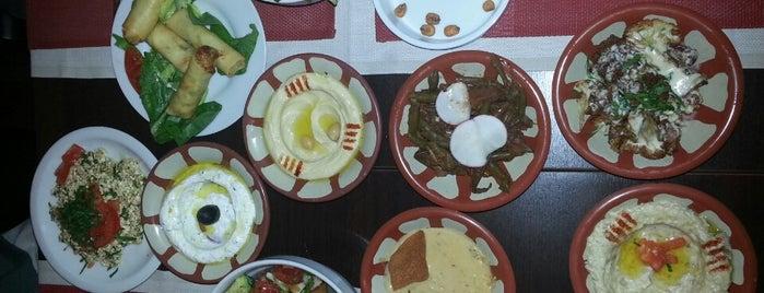 Dawali Lebanese Restaurant is one of Milano.