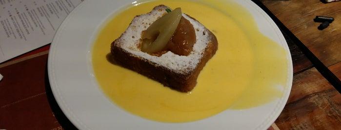 ICI Brasserie is one of Locais curtidos por Gabriela.