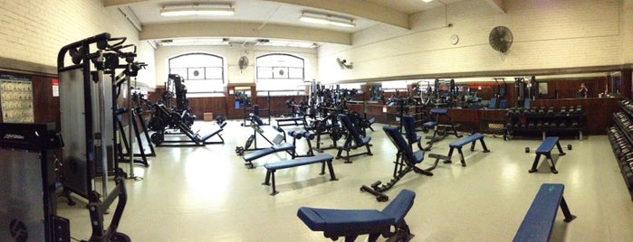 Hart House Gym is one of Toronto (visited places).