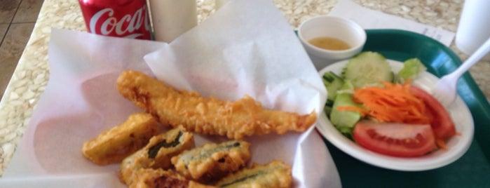 Mr. Fish & Chips is one of Rolan : понравившиеся места.