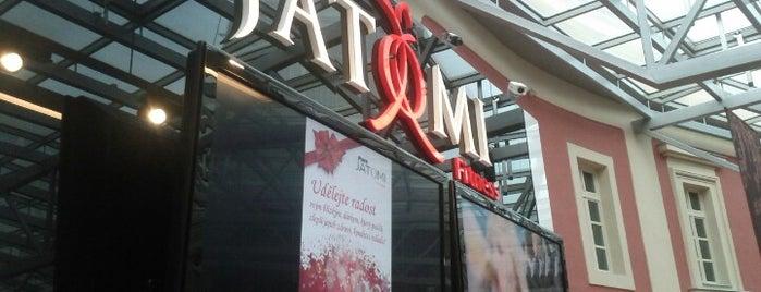 Jatomi Fitness is one of สถานที่ที่ Draho ถูกใจ.