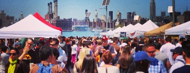 Smorgasburg Williamsburg is one of Places.