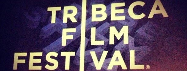Tribeca Film Festival 333 West 23rd St is one of Posti che sono piaciuti a Aletha.