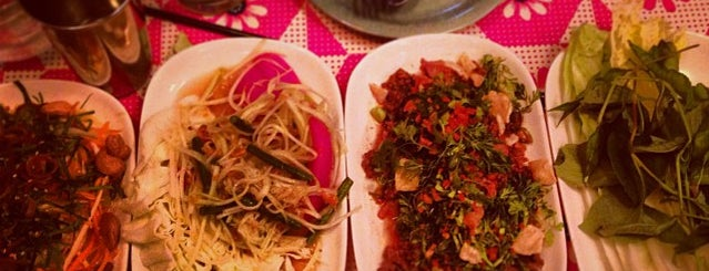 Pok Pok NY is one of NYMag Where to Eat 2014.