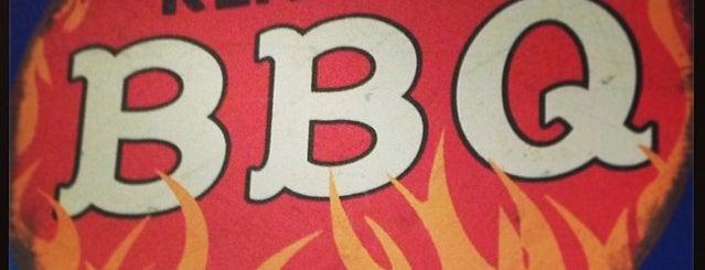 Kiser's BBQ Shack is one of Danielle : понравившиеся места.