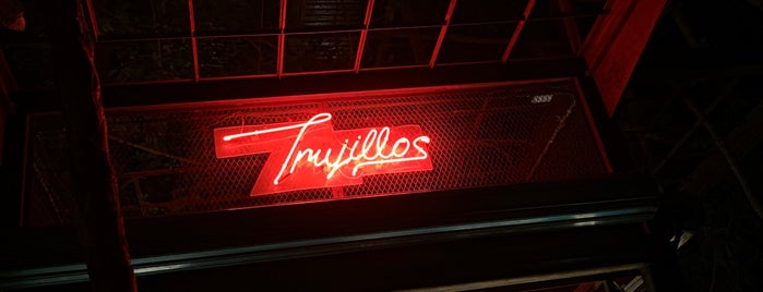 Trujillos is one of Mexico 🇲🇽 Cancun/Tulum.