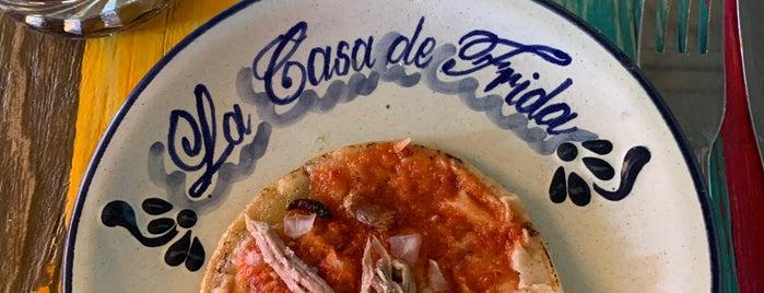 La Casa De Frida is one of Luz : понравившиеся места.