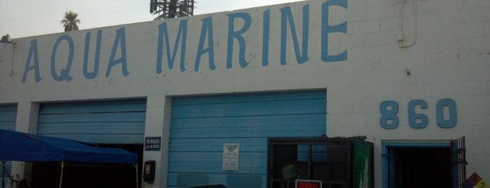 Aqua Marine is one of Andrew : понравившиеся места.