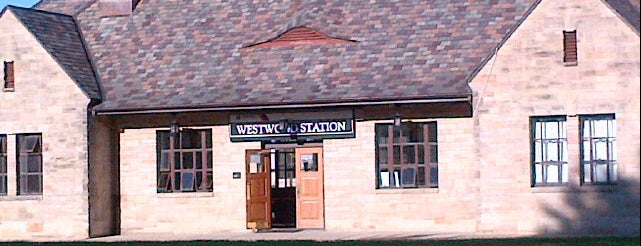 NJT - Westwood Station (PVL) is one of New Jersey Transit Train Stations.