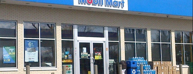 Mobil is one of Orte, die Jason gefallen.
