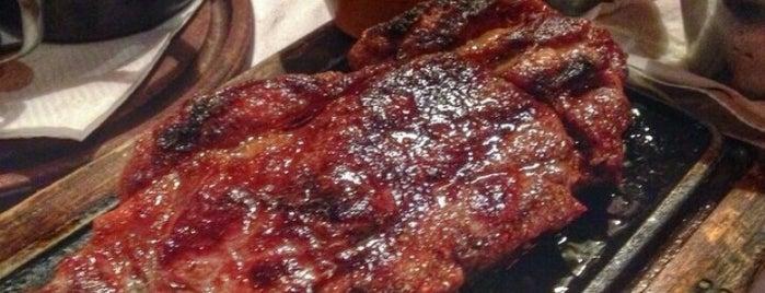 La Cabrera Norte is one of Dónde comer las mejores ribs en Buenos Aires.
