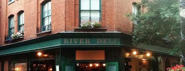 River Deli is one of Boerum Hill/Cobble Hill/Brooklyn Heights.