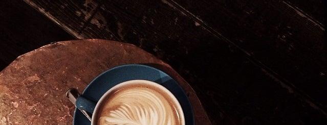 Bluebird Coffee Shop is one of Coffee Shops Below 14th Street.