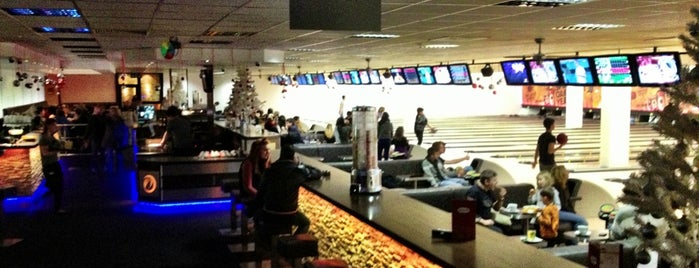 Berolina Bowling is one of Joud's Liked Places.