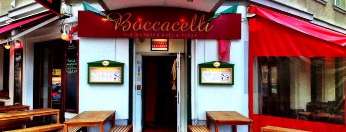 Trattoria Boccacelli is one of Food in Berlin.