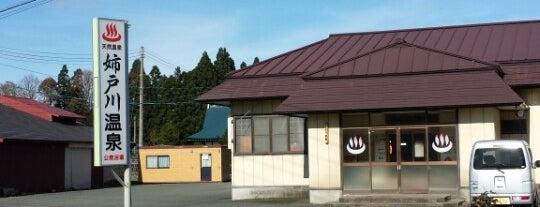 姉戸川温泉 is one of Lieux qui ont plu à 2.