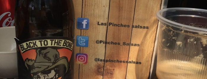Las Pinches Salsas is one of Lugares Por Visitar.
