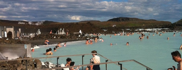 Blue Lagoon is one of Iceland.