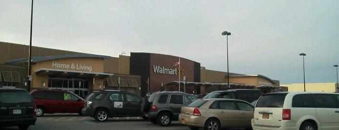 Walmart Supercenter is one of Niagara Falls - NY.