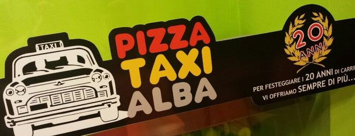 Pizza Taxi is one of Alba e Langhe.