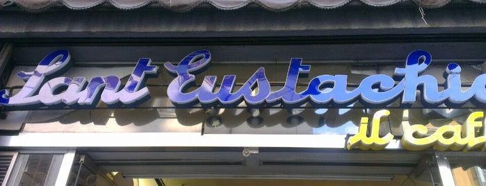 Sant'Eustachio Il Caffè is one of Roma.