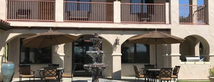 The Inn at Croad Vineyards is one of Future Getaways.