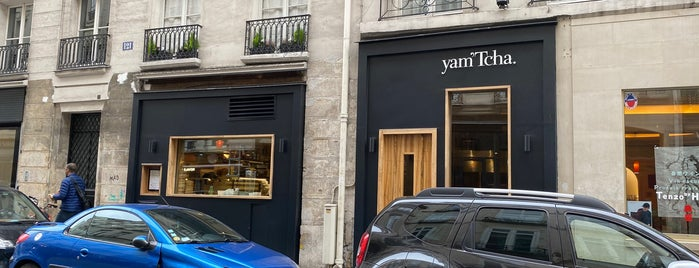 Yam'Tcha Restaurant is one of Paris.
