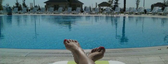 Qafqaz Sport Hotel is one of Lieux qui ont plu à Shakir.