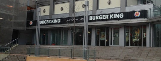 Burger King is one of Tempat yang Disukai La.