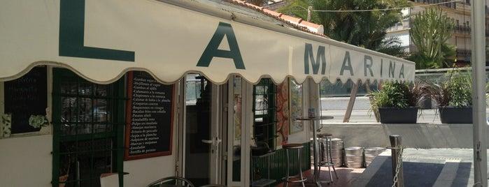 Bar La Marina is one of Orte, die Jesús gefallen.