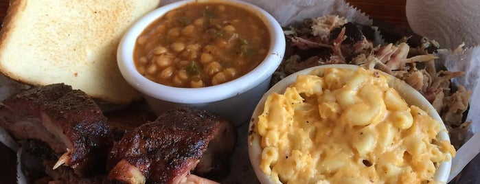 The Joint is one of America's Top BBQ Joints.