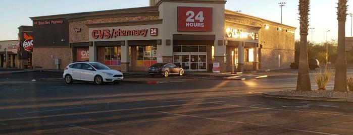 CVS pharmacy is one of California & Nevada 2010.