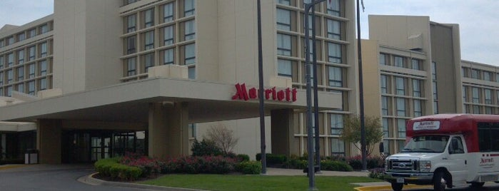 Kansas City Airport Marriott is one of Kansas City Weekend.