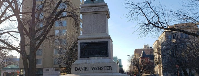 Daniel Webster Memorial is one of Locais curtidos por Danyel.