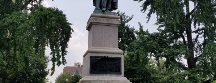 Daniel Webster Memorial is one of Danyel'in Beğendiği Mekanlar.