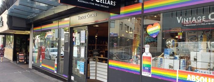 Vintage Cellars is one of Sydney.
