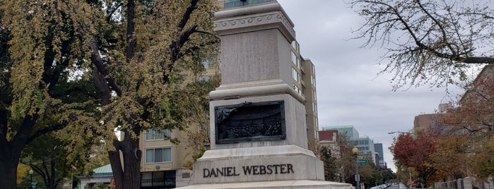 Daniel Webster Memorial is one of Lugares favoritos de Danyel.