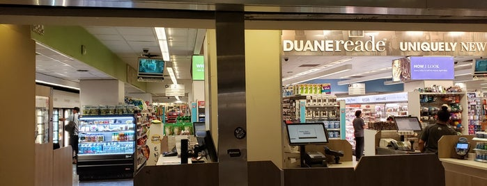 Duane Reade is one of NYC.