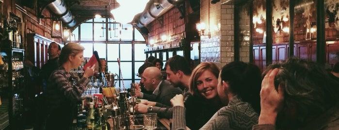 ParovoZ Speak Easy is one of Kyiv Bars, Clubs & Restaurants.