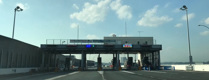 Torihamacho Toll Gate is one of Orte, die ! BETA simone gefallen.