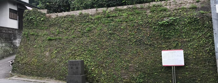 小松帯刀別邸跡 is one of 西郷どんゆかりのスポット.