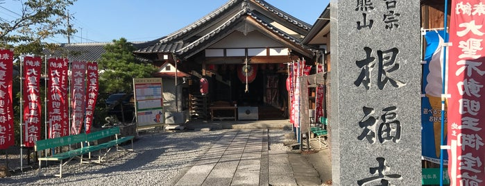 根福寺 is one of 尾張七福神.