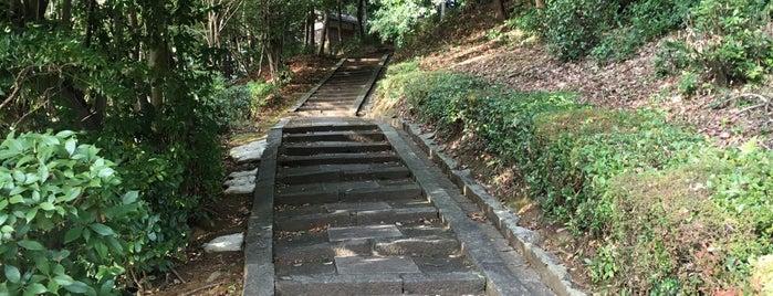 孝元天皇 剣池嶋上陵 is one of Kashihara (橿原市), Nara.
