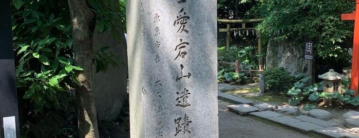 櫻田烈士愛宕山遺蹟碑 is one of 西郷どんゆかりのスポット.