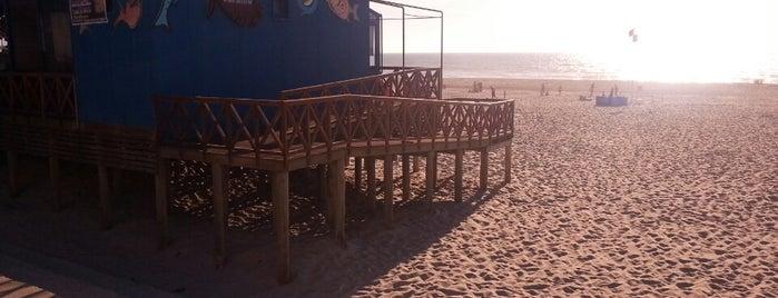 Praia da Torreira is one of VISITAR Aveiro.
