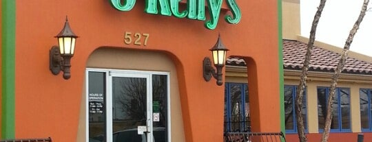 Carlos O'Kelly's is one of Restaurants I've Tried.