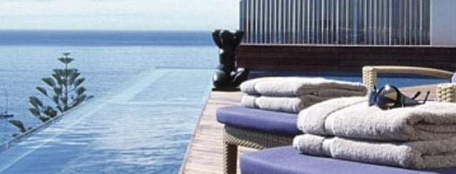 Ellerman House Hotel is one of Cape Town.