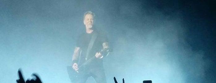 Концерт Metallica is one of Ignaty : понравившиеся места.