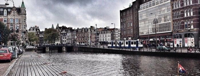 Каналы Амстердама is one of Visiting Amsterdam.