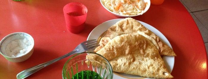 Чебуречная is one of Восточная кухня | Eastern Diner.